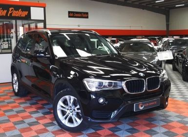 Vente BMW X3 (F25) SDRIVE18D 150CH LOUNGE PLUS Occasion