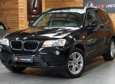 Achat BMW X3 (F25) XDRIVE20D 184 EXCELLIS BVA8 Occasion
