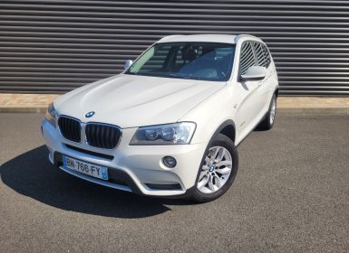 Vente BMW X3 f25 xdrive20d 184 excellis bva8 ii Occasion