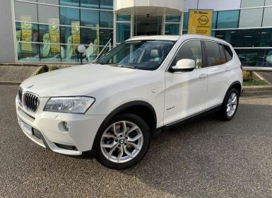 Achat BMW X3 (F25) XDRIVE20D 184 EXCLUSIVE Occasion