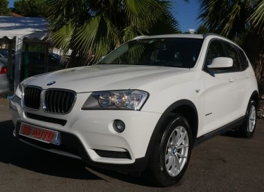 Voiture BMW X3 (F25) XDRIVE20D 184CH CONFORT Occasion