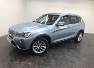 BMW X3 F25 xDrive30d 258ch Excellis Steptronic A Occasion