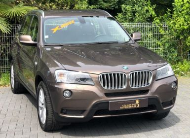 Vente BMW X3 (F25) XDRIVE30DA 258CH EXCELLIS Occasion