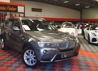 Achat BMW X3 (F25) XDRIVE30DA 258CH EXCLUSIVE Occasion