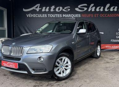 Achat BMW X3 (F25) XDRIVE30DA 258CH LUXE Occasion