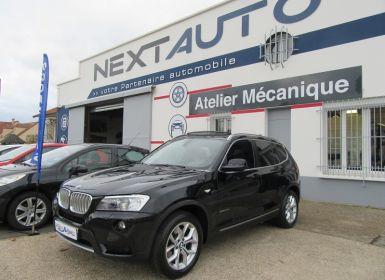 Achat BMW X3 (F25) XDRIVE35DA 313CH EXCLUSIVE Occasion