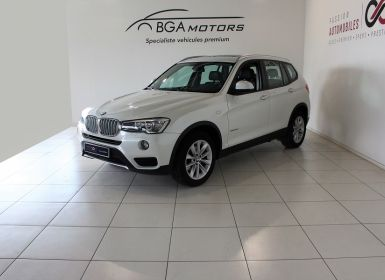 Vente BMW X3 (F25) XDRIVE35DA 313CH LOUNGE PLUS Occasion