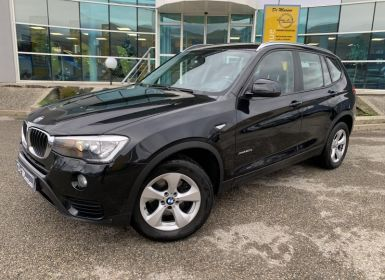 Voiture BMW X3 (F25)XDRIVE20D 190 LOUNGE PLUS Occasion
