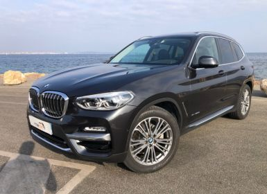 Vente BMW X3 (G01) XDRIVE20DA 190CH LUXURY Occasion