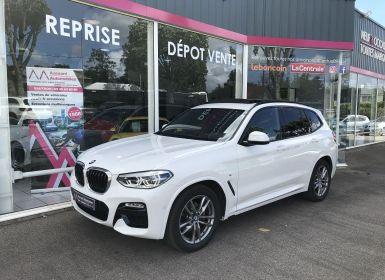 Vente BMW X3 (G01) XDRIVE20DA 190CH M SPORT Occasion