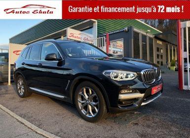 Vente BMW X3 (G01) XDRIVE20DA 190CH XLINE EURO6C Occasion