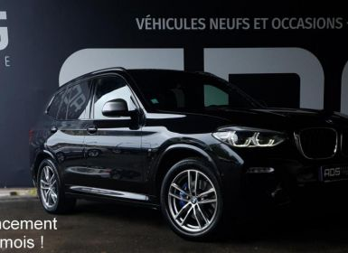 Vente BMW X3 G01 XDRIVE30D 265CH BVA8 M Sport Occasion