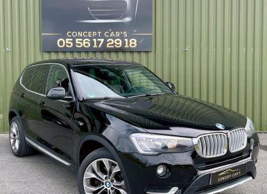 Achat BMW X3 II , (F25) , sDrive18DA , 150 Cv xLine Occasion