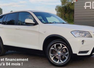 Vente BMW X3 II (F25) xDrive20dA 184ch Confort Occasion