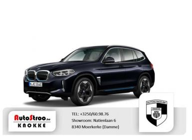 BMW X3 IX3 NEW Impressive NAVI HEADUP LED HK Neuf