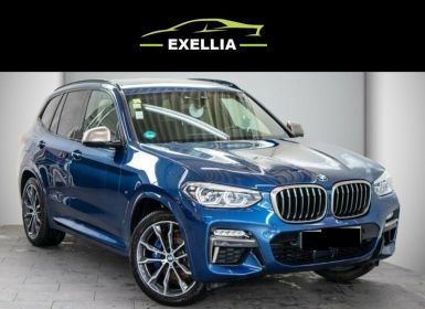 Achat BMW X3 M40 D 326  Occasion