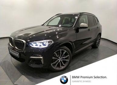 Vente BMW X3 M40dA 326ch Euro6d-T 161g Occasion