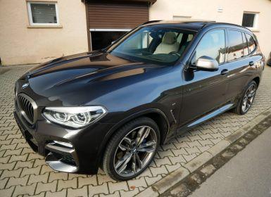 Voiture BMW X3 M40i, Toit Panoramique, ACC, Affichage Tête Haute, Caméra 360°, Keyless, Harman Kardon, DAB Occasion