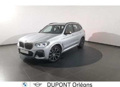 Achat BMW X3 M40iA 354ch Euro6d-T Occasion
