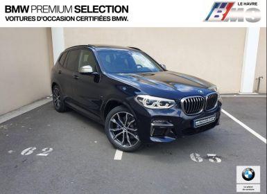 Vente BMW X3 M40iA 354ch Euro6d-T 180g Neuf
