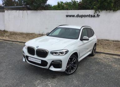 Vente BMW X3 M40iA 360ch Occasion