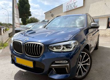 Vente BMW X3 M40iA XDRIVE PANORAMA CUIR LED HUD Occasion