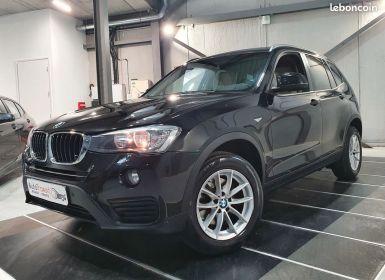 Achat BMW X3 SDRIVE 18D 150 CH BVA / CUIR CHAUFFANT / GPS / BLUETOOTH / 1ERE MAIN Occasion