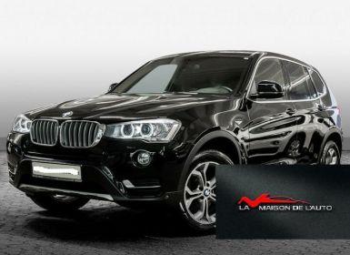 Vente BMW X3 sDrive 18d X-Line  Occasion