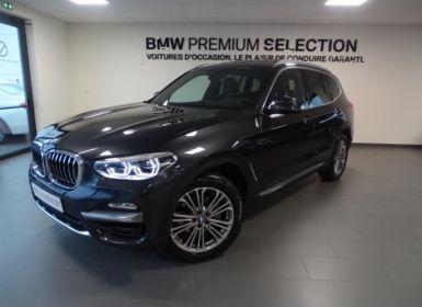 BMW X3 sDrive18dA 150ch Luxury Euro6c