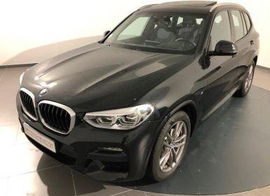 Achat BMW X3 sDrive18dA 150ch M Sport Occasion