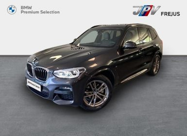 Vente BMW X3 sDrive18dA 150ch M Sport Occasion