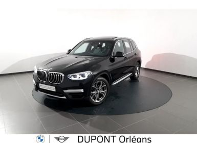 Vente BMW X3 sDrive18dA 150ch xLine Occasion