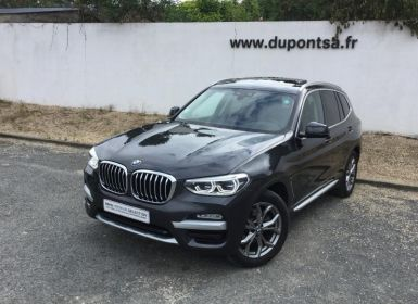Vente BMW X3 sDrive18dA 150ch xLine Euro6c Occasion
