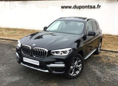 Voiture BMW X3 sDrive18dA 150ch xLine Euro6d-T Occasion