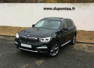 BMW X3 sDrive18dA 150ch xLine Euro6d-T Occasion