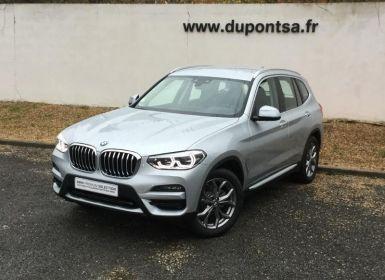 Vente BMW X3 sDrive18dA 150ch xLine Euro6d-T Occasion