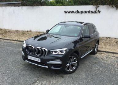 Achat BMW X3 sDrive18dA 150ch xLine Euro6d-T Occasion