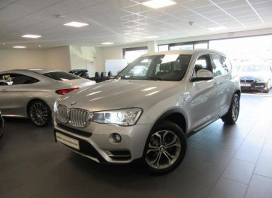 BMW X3 sDrive18dA 150ch xLine Start Edition