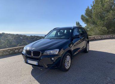 Acheter BMW X3 X3 (F25)  XDRIVE 20D 184CV CONFORT Occasion