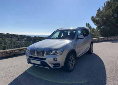 Voiture BMW X3 X3 (F25) XDRIVE 20DA XLINE 190CV Occasion