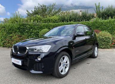 BMW X3 xDrive 20d BVA M Sport