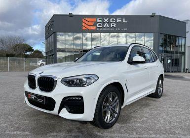 Vente BMW X3 XDRIVE 3.0D 265CH M SPORT BVA Occasion