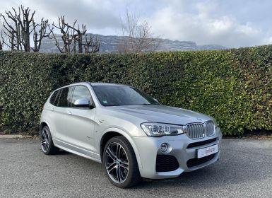 BMW X3 xDrive 30d BVA M Sport Occasion