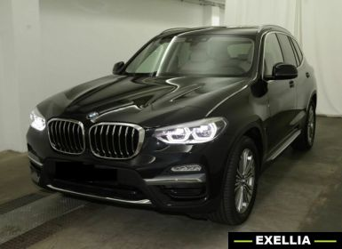 Vente BMW X3 xDrive 30d Luxury Line Occasion