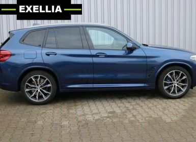 Voiture BMW X3 xDrive 30d M Sport  Occasion