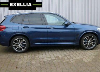 Vente BMW X3 xDrive 30d M Sport  Occasion