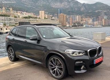 Vente BMW X3 XDrive 30D Pack M - 26.250kms Occasion