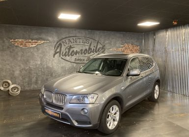Vente BMW X3 XDRIVE 35D 313 LUXE BVA8 Occasion