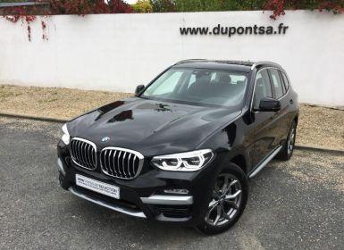 Voiture BMW X3 xDrive20d 190ch xLine Occasion