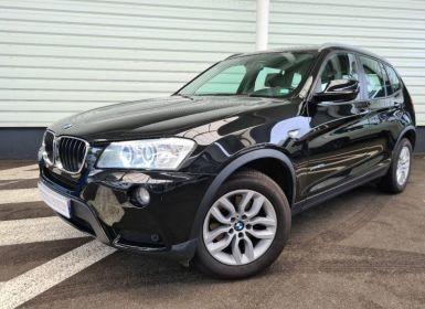 Vente BMW X3 xDrive20dA 184ch Excellis Occasion